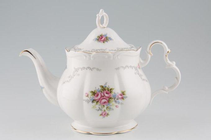 Royal Albert Tranquility Teapot 2 1/4pt