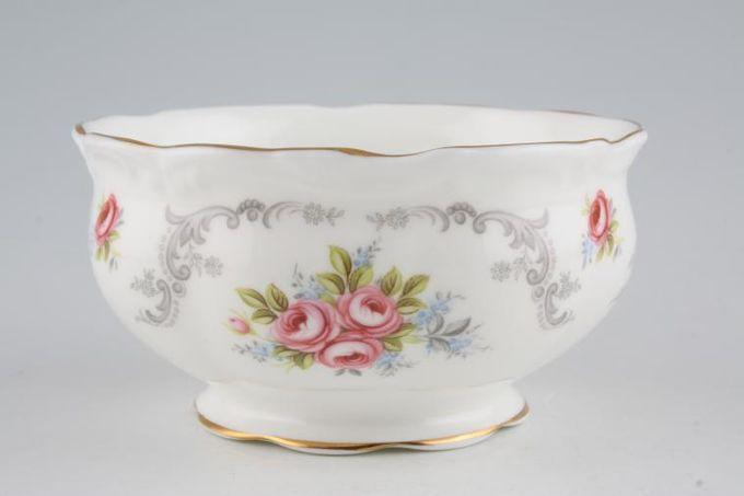 "Royal Albert Tranquility Sugar Bowl - Open (Tea) 4 1/2"""