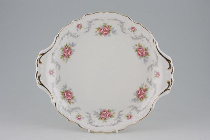 Royal Albert Tranquility Cake Plate 10 3/8""
