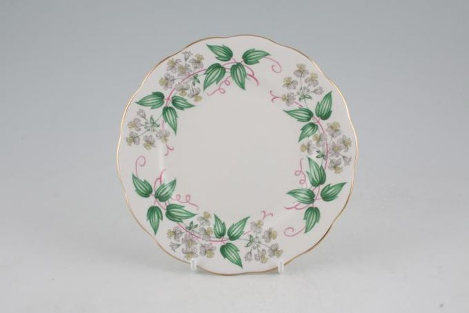 Royal Albert Travellers Joy Tea / Side / Bread & Butter Plate 6 1/4""