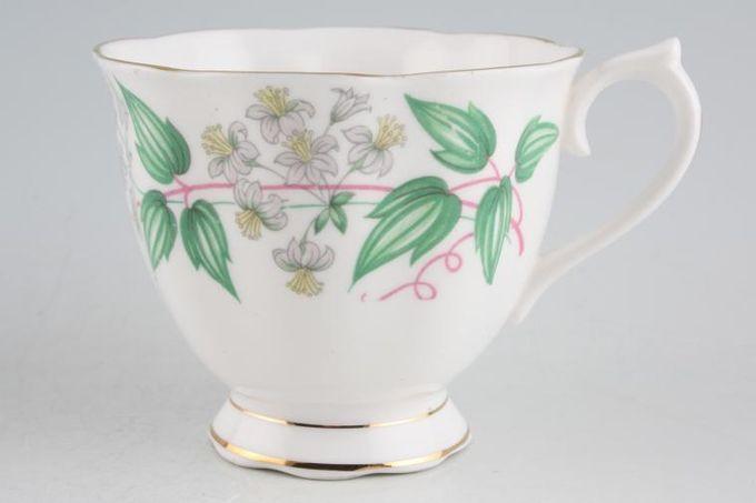 "Royal Albert Travellers Joy Teacup 3 1/4 x 2 3/4"""