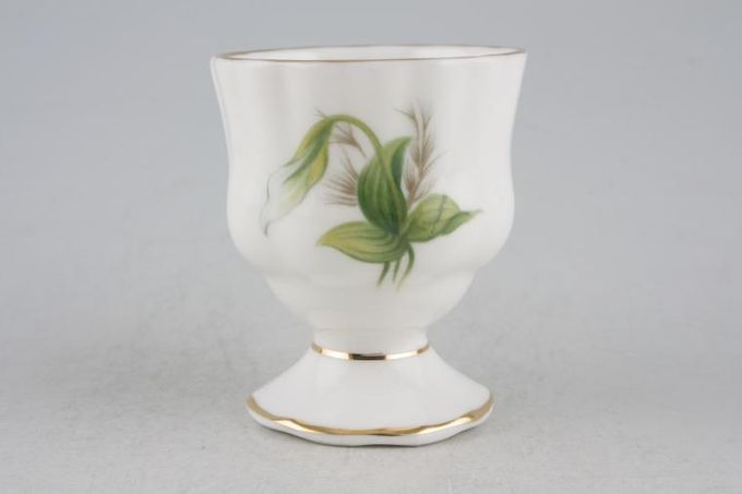 Royal Albert Trillium Egg Cup Footed