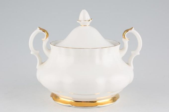 Royal Albert Val D'Or Sugar Bowl - Lidded (Tea) Also could be used as jam pot