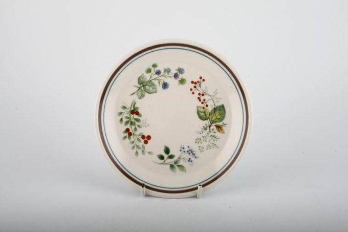 "Royal Albert Bitter Sweet Tea / Side / Bread & Butter Plate 6 1/2"""