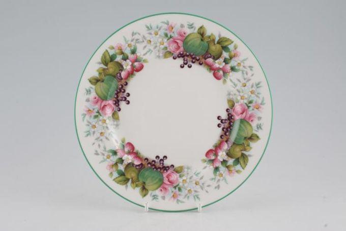 "Royal Albert Village Green Starter / Salad / Dessert Plate 8"""