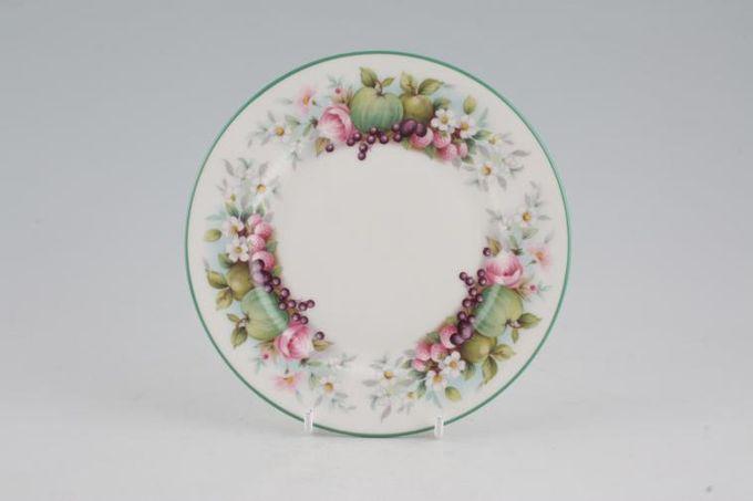 "Royal Albert Village Green Tea / Side / Bread & Butter Plate 6 1/4"""