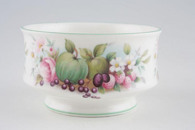 "Royal Albert Village Green Sugar Bowl - Open (Tea) 4"""
