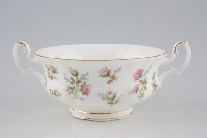 Royal Albert Winsome - Pink+Green Soup Cup
