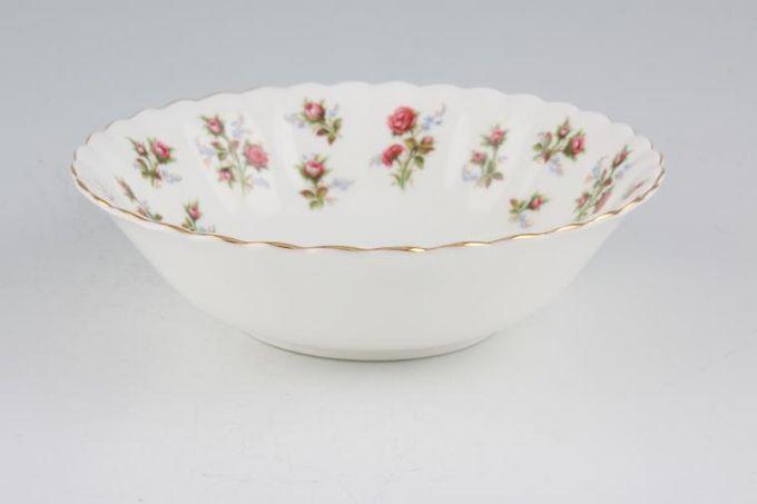 "Royal Albert Winsome - Pink+Green Fruit Saucer 5 1/4"""