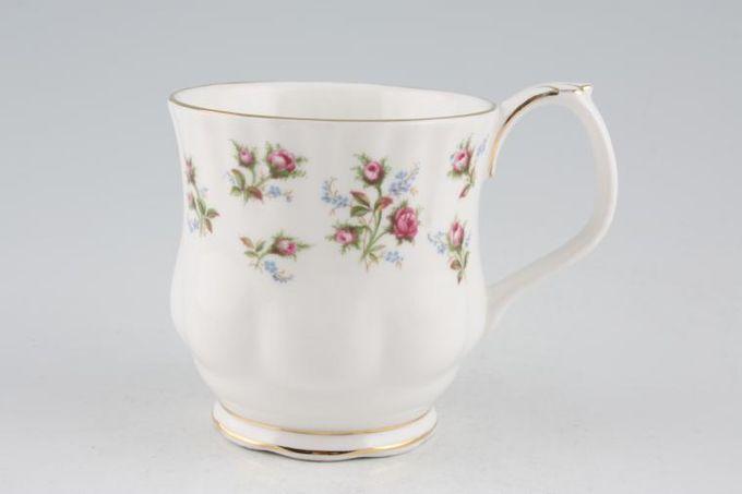 "Royal Albert Winsome - Pink+Green Mug 3 1/4 x 3 1/4"""