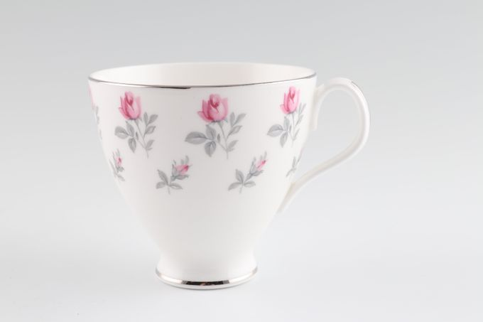 """Royal Albert Winsome - A2924 - Pink + Grey Coffee Cup 2 7/8 x 2 3/4"""""""
