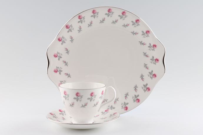 Royal Albert Winsome - A2924 - Pink + Grey