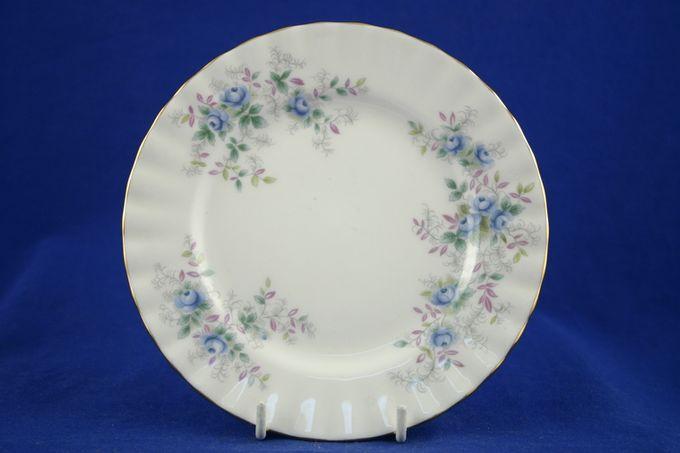 """Royal Albert Blue Blossom Dinner Plate 10 1/2"""""""