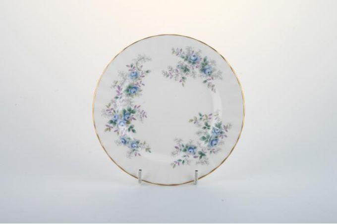 "Royal Albert Blue Blossom Tea / Side / Bread & Butter Plate 6 1/4"""
