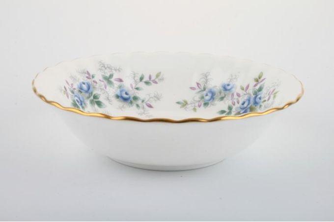 "Royal Albert Blue Blossom Fruit Saucer 5 3/8"""