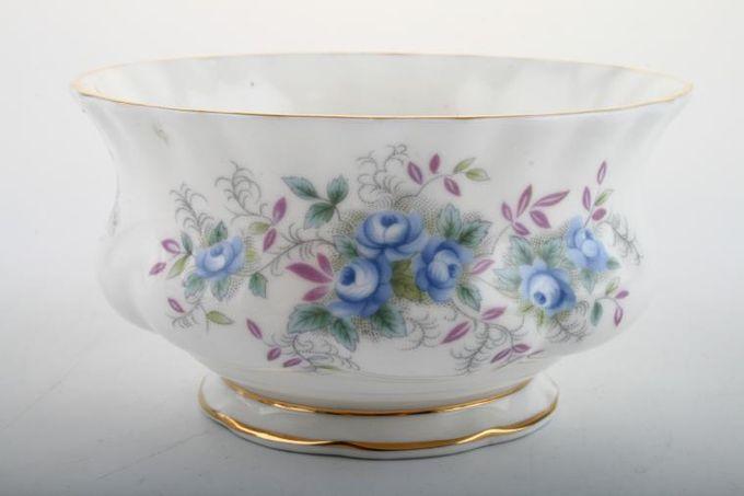 "Royal Albert Blue Blossom Sugar Bowl - Open (Tea) 4 1/4"""
