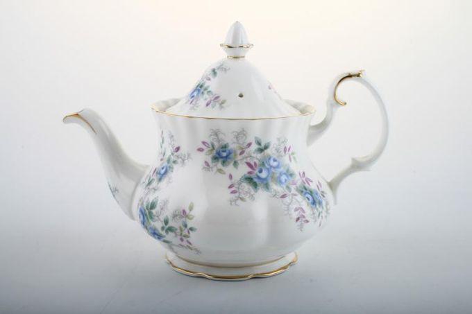 Royal Albert Blue Blossom Teapot 3/4pt