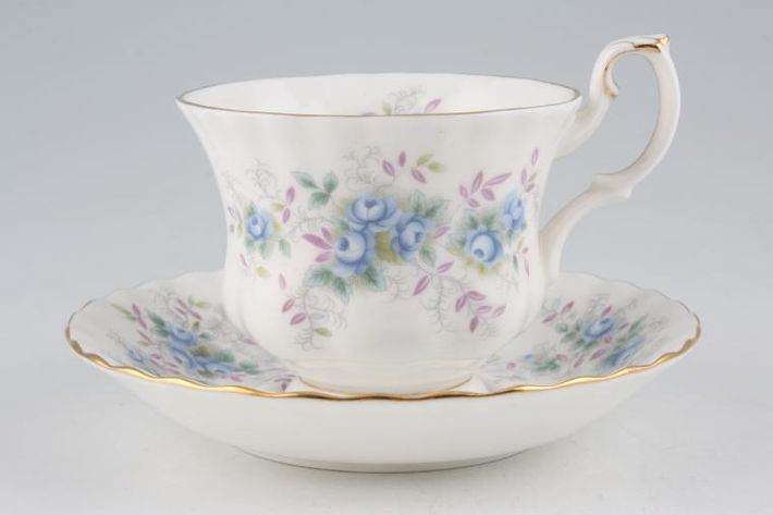 Royal Albert Blue Blossom