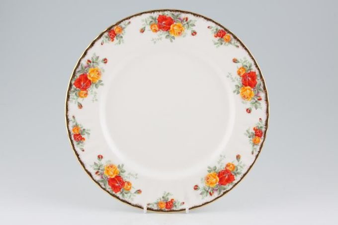 Royal Albert Pacific Rose Dinner Plate 10 1/2""