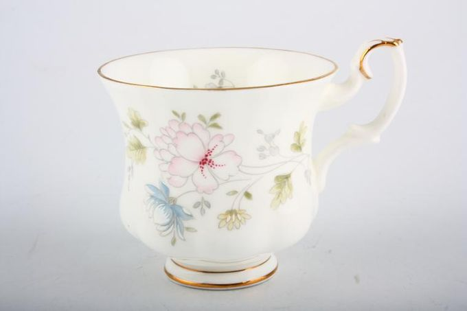 Royal Albert Meadow Flower Coffee Cup 2 7/8 x 2 5/8""