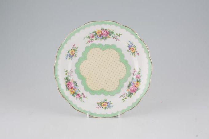 "Royal Albert Prudence Tea / Side / Bread & Butter Plate 6 3/4"""
