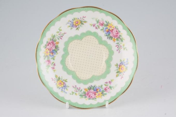 """Royal Albert Prudence Tea Saucer 5 1/2"""""""