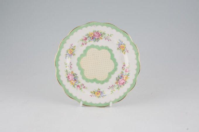"Royal Albert Prudence Tea / Side / Bread & Butter Plate 6 1/4"""