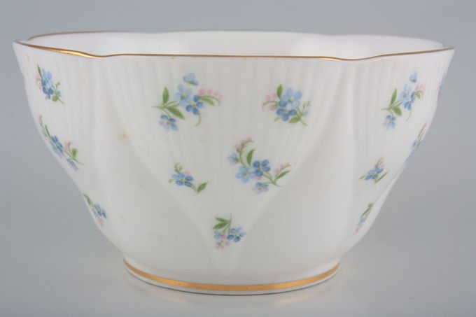 "Royal Albert Blue Heaven Sugar Bowl - Open (Tea) 4 3/8"""