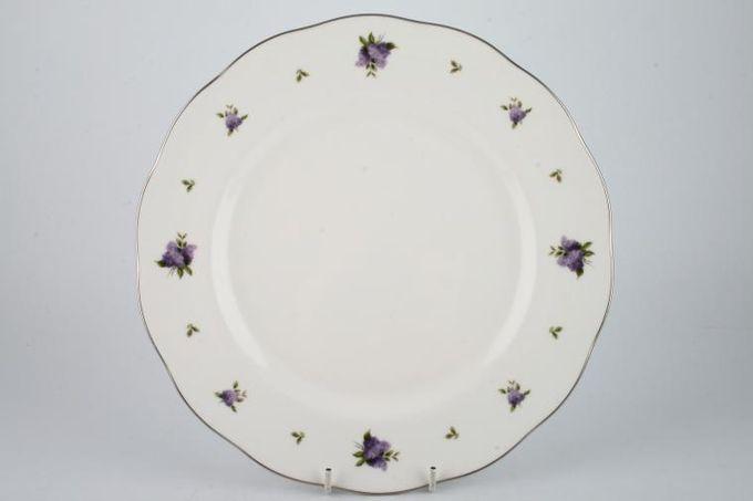 "Royal Albert Lilac Lane Dinner Plate 10 1/2"""