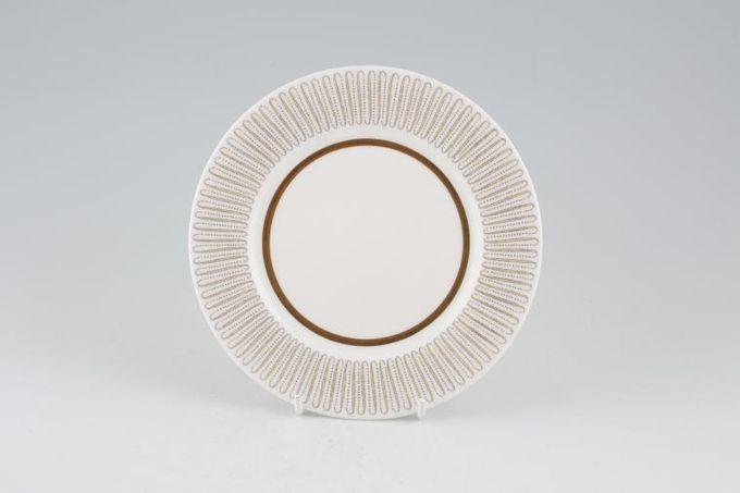 """Royal Albert Capri Tea / Side / Bread & Butter Plate 6 3/8"""""""