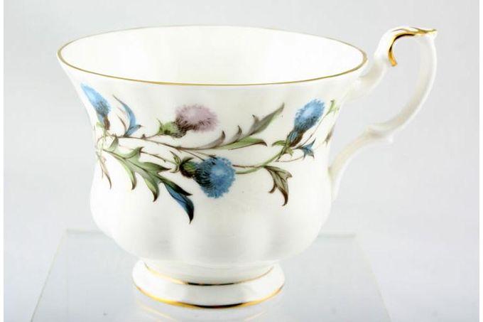 """Royal Albert Brigadoon Teacup 3 1/2 x 2 7/8"""""""
