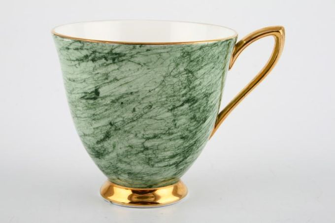 Royal Albert Gossamer - Green Coffee Cup 3 x 2 3/4""