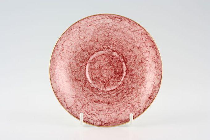 """Royal Albert Gossamer - Pink Tea Saucer 5 1/2"""""""