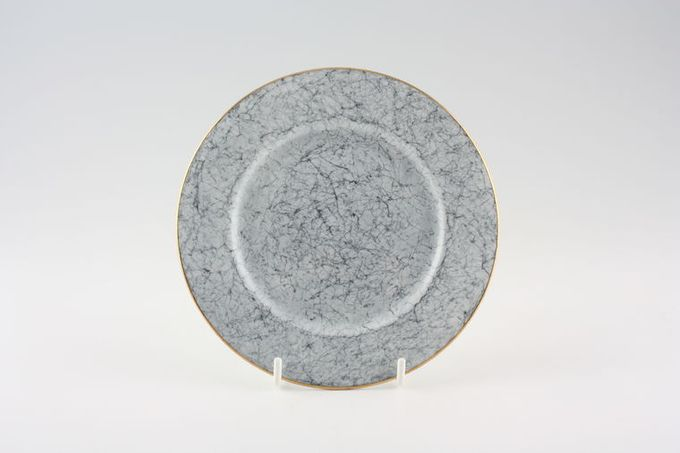 "Royal Albert Gossamer - Grey Tea / Side / Bread & Butter Plate 6 1/4"""