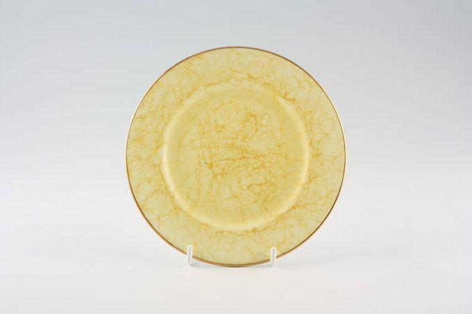 """Royal Albert Gossamer - Yellow Tea / Side / Bread & Butter Plate 6 1/4"""""""