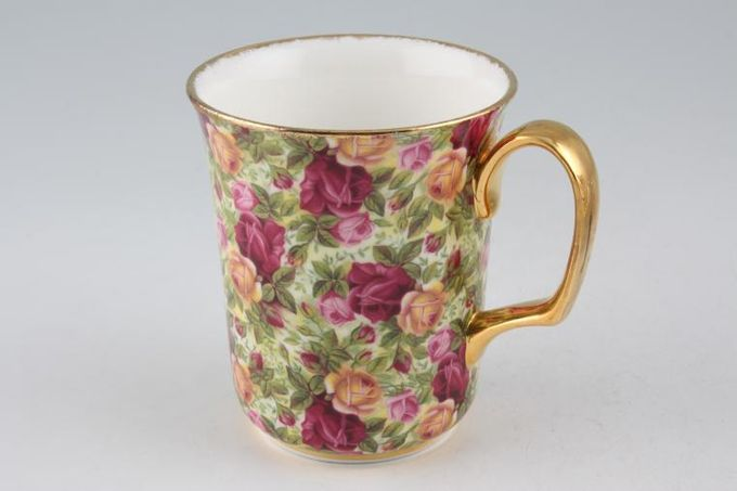 Royal Albert Old Country Roses - Chintz Collection Mug 3 1/4 x 3 3/4""