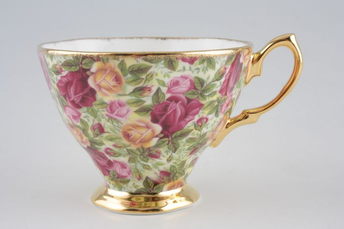Royal Albert Old Country Roses - Chintz Collection Teacup 3 1/2 x 2 3/4""