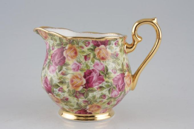 Royal Albert Old Country Roses - Chintz Collection Milk Jug 1/2pt