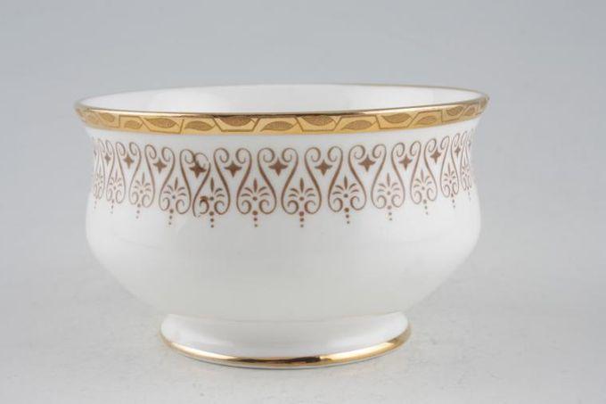 "Royal Albert Burlington Sugar Bowl - Open (Coffee) 3 1/2"""