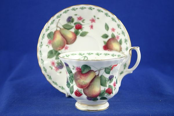 Royal Albert Pears