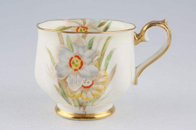 Royal Albert Narcissus Teacup 2 3/4 x 2 5/8""