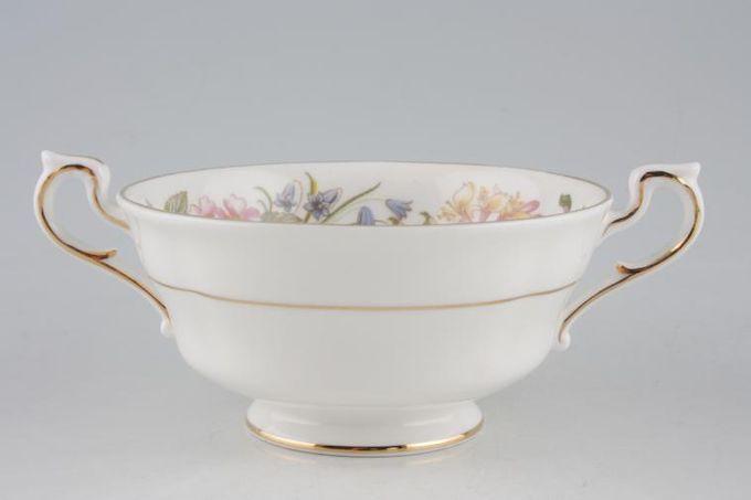Royal Albert Country Lane Soup Cup 2 handles