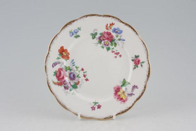 "Royal Albert Barbara Ann Tea / Side / Bread & Butter Plate 6 1/4"""