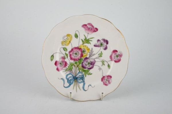 Royal Albert Flower of the Month Series - Hand Painted - Poppy No.8