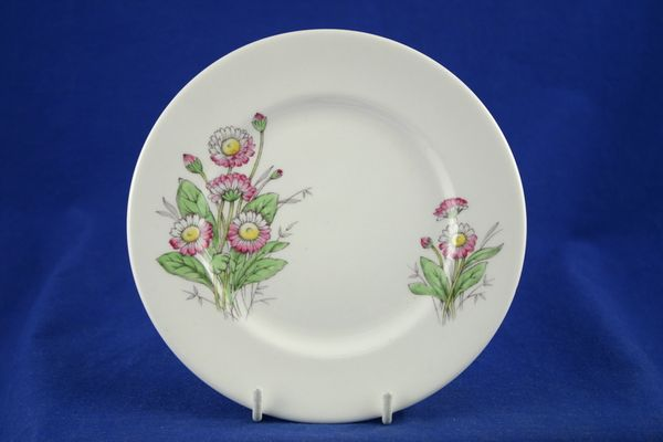 Royal Albert Flowers of the Month - No gold around rim-April-Daisy