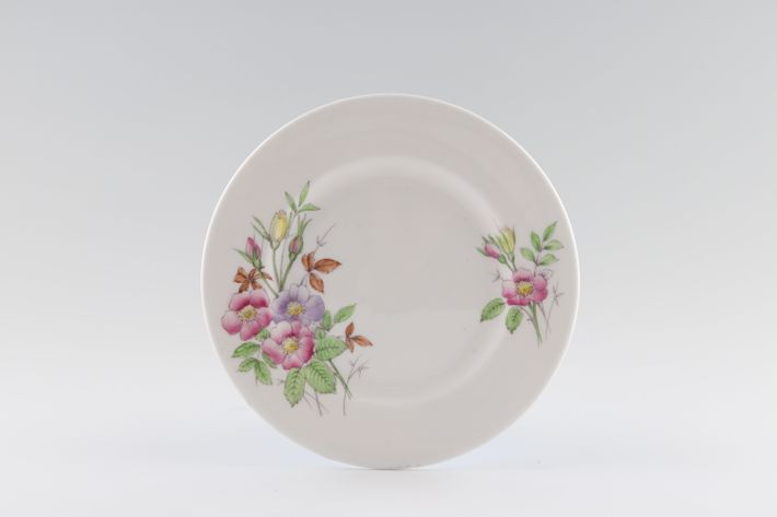 Royal Albert Flowers of the Month - No gold around rim-June-Rose