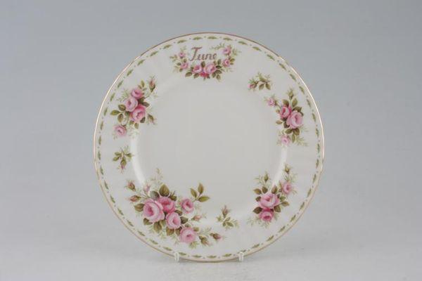 Royal Albert Flower of the Month Series - Montrose - June - Roses
