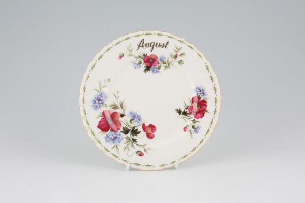 Royal Albert Flower of the Month Series - Montrose - August - Poppy