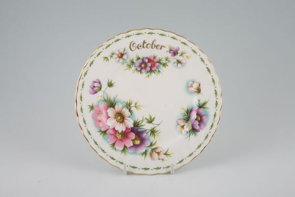 Royal Albert Flower of the Month Series - Montrose - October - Cosmos