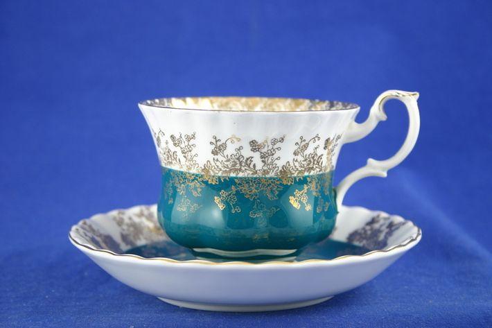Royal Albert Regal Series - Turquoise